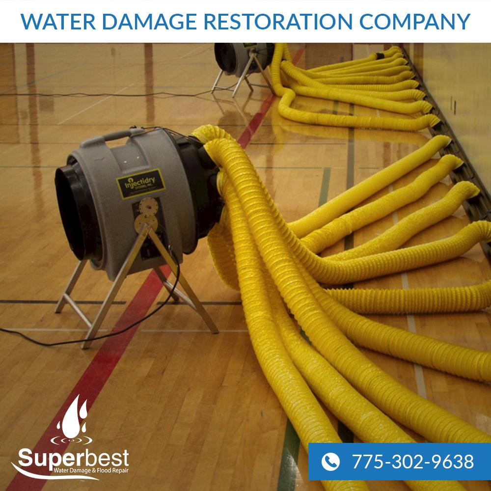 Water Damage Restoration 2