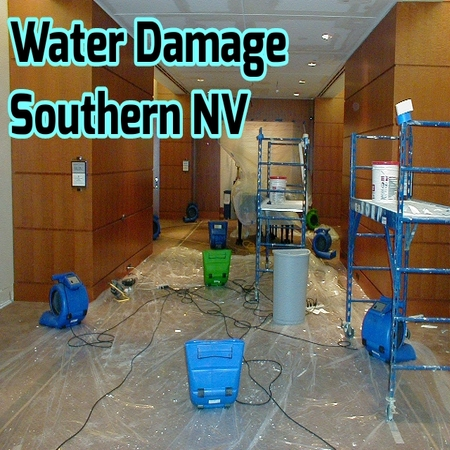 Water Damage Southern NV