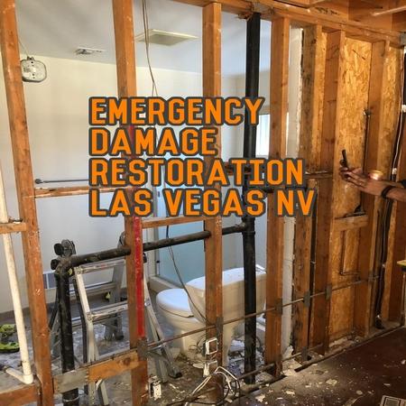 Emergency damage restoration Las Vegas NV