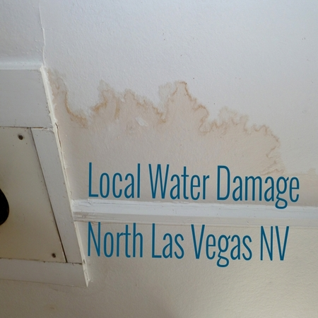 Local Water Damage North Las Vegas NV