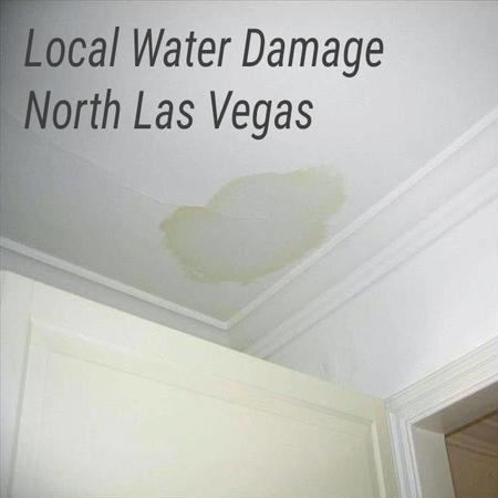 Local Water Damage North Las Vegas