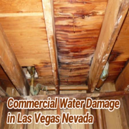Commercial Water Damage in Las Vegas Nevada