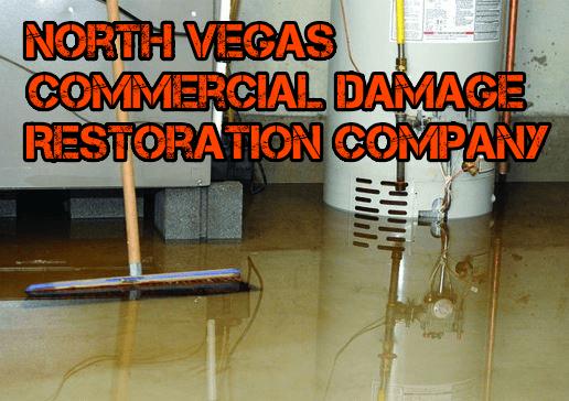 North Vegas Commercial Damage Restoration Company