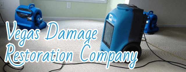 Vegas Damage Restoration Company