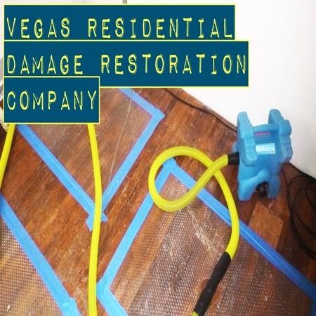 Vegas Residential Damage Restoration Company