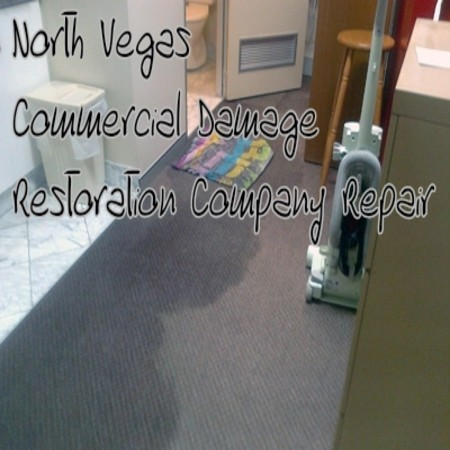 North Vegas Commercial Damage Restoration Company Repair