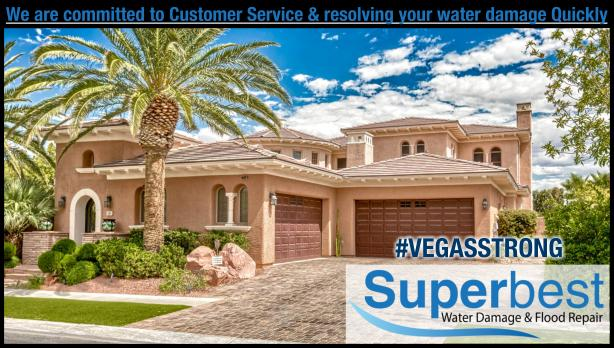 Superbest Water Damage Las Vegas 15