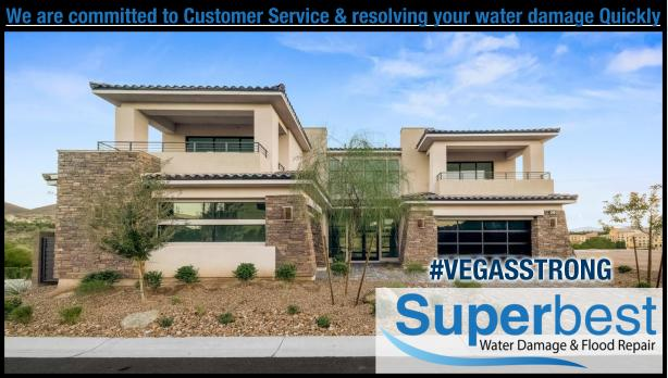 Superbest Water Damage Las Vegas 17