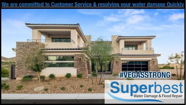 Superbest Water Damage Las Vegas 17