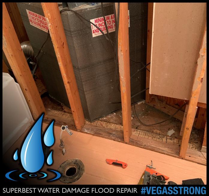 WATER DAMAGE LAS VEGAS 89