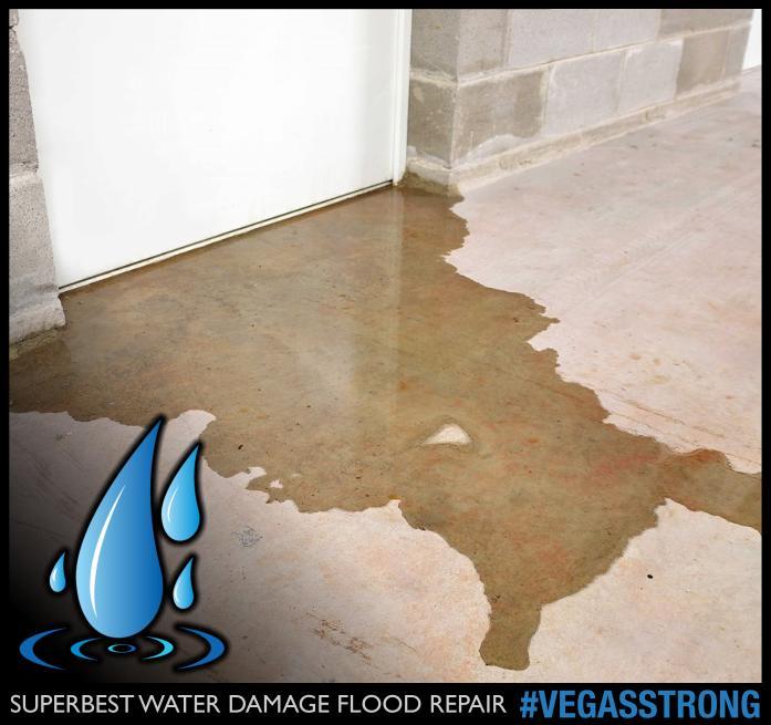 WATER DAMAGE LAS VEGAS 94
