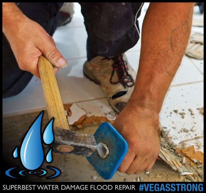 WATER DAMAGE LAS VEGAS 95
