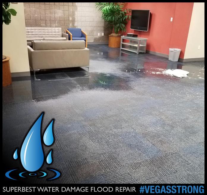 WATER DAMAGE LAS VEGAS 96