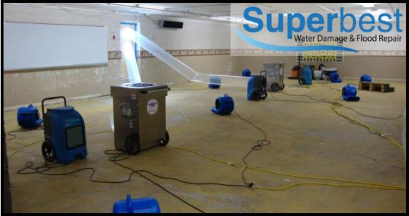 water damage restoration las vegas SUPERBEST 24