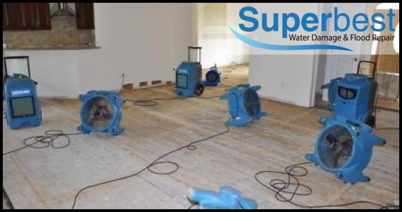 water damage restoration las vegas SUPERBEST 6